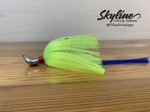 Skyline Sparkie Flare Hawk Snook Jig