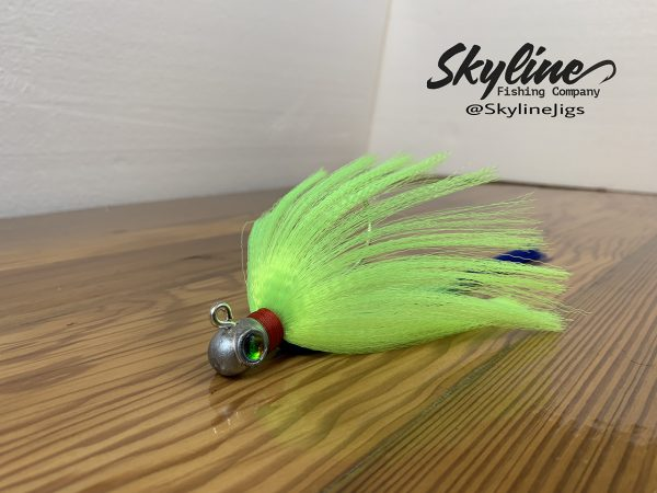 Skyline Dragonfly Flare Hawk Snook Jig