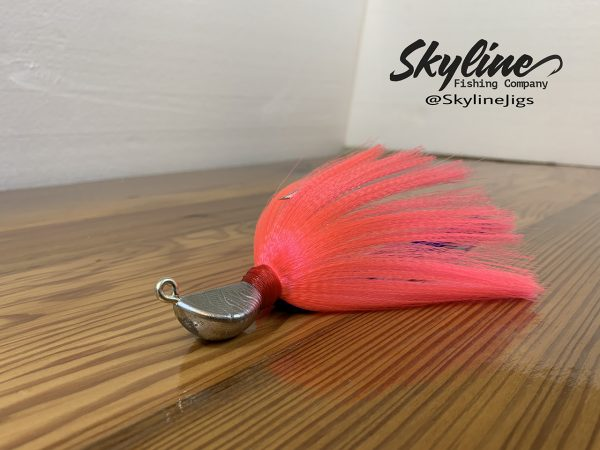Skyline Banana Flare Hawk Snook Jig