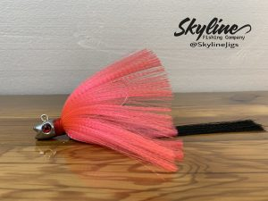 Skyline Hot Lips Flare Hawk Snook Jig