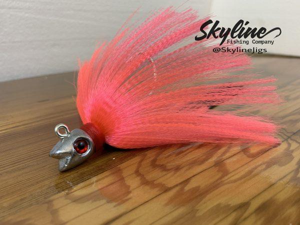 Skyline Hot Lips Flare Hawk Snook Jig