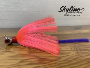 Skyline Slayer Flare Hawk Snook Jig