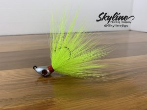 Skyline Minnow Mini Bucktail Jigs