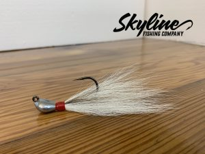 Skyline Sparkie Mini Extra Strong Bucktail Jigs
