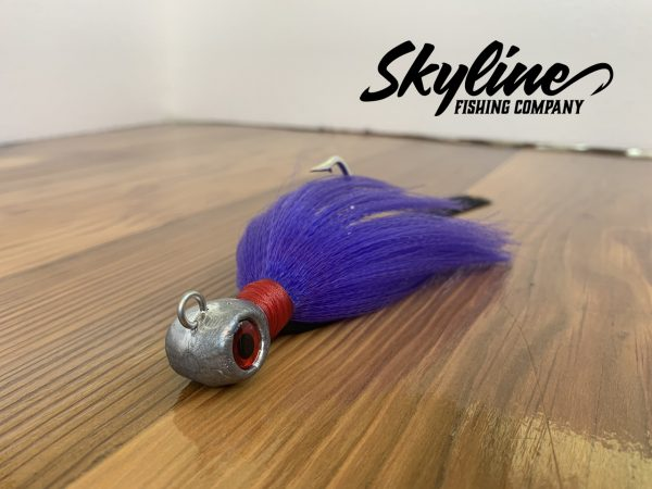 Skyline Slayer Extreme Heavy Duty Flare Hawk Snook Jigs