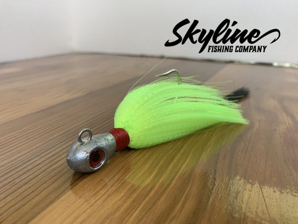 Skyline Teardrop Extreme Heavy Duty Flare Hawk Snook Jigs