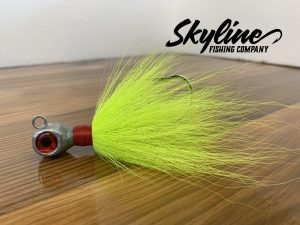 Skyline Slayer Extreme Heavy Duty Bucktail Cobia Jigs