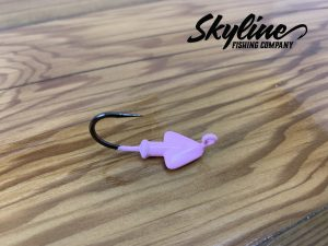 Skyline Crusher Skimmer Bonefish Jig Heads