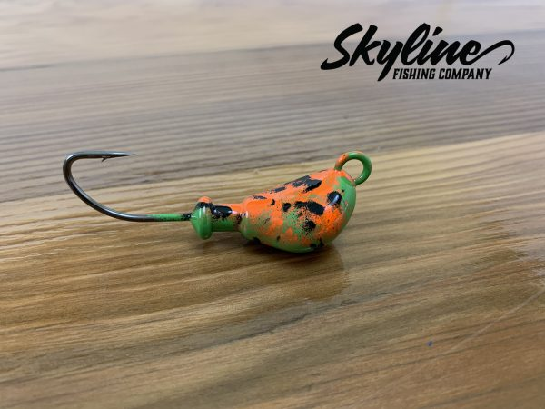 Skyline Sparkie Blackfish Tog Jigs