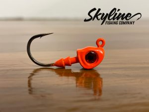 Skyline Bunker Swimbait Jig Head